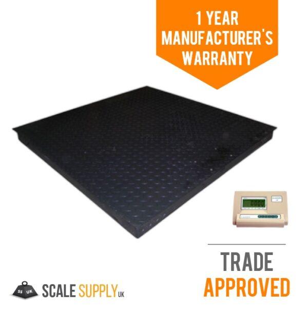 heavy duty mild steel scale trade approved
