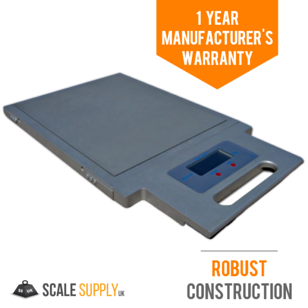 Axlemate Wheel Weigh Pad 5
