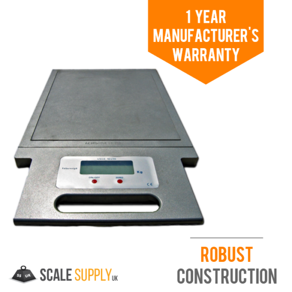 Axlemate Wheel Weigh Pad 4