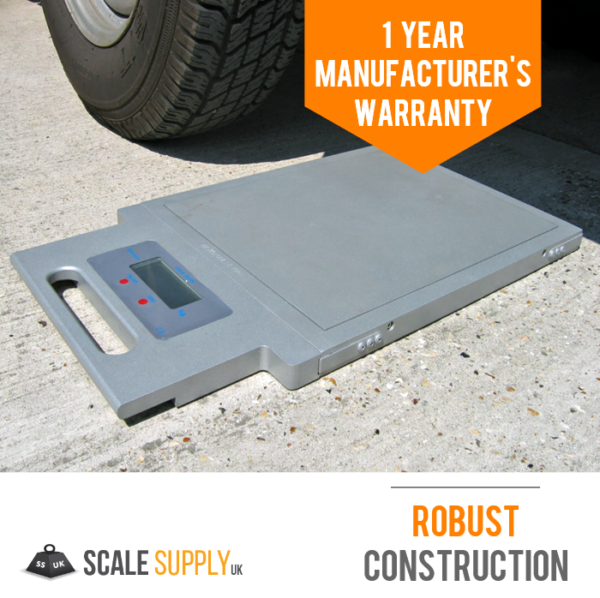 Axlemate Wheel Weigh Pad 2