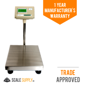 Mild Steel Column Scale – Trade Approved