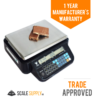 trade approved bench scale 2